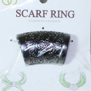 Fashion Leader NIP Scarf Ring